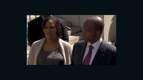 Nafissatou Diallo's attorney speaks after the 2011 announcement that charges were dropped against Dominique Strauss-Kahn.
