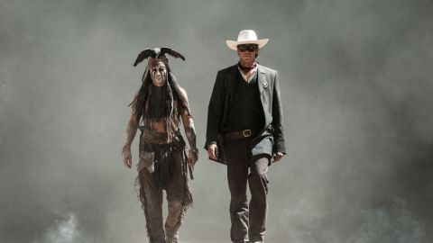 """""""The Lone Ranger"""" starring Johnny Depp and Armie Hammer is just one of the films on tap for the new year."""