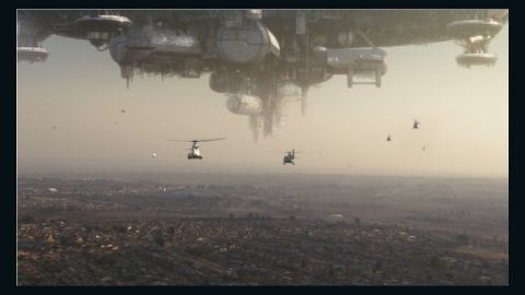 """Set and shot in Johannesburg, featuring a South African cast and crew, """"District 9"""" is a sci-fi thriller that made international headlines, capturing audiences with its innovative storyline and special effects."""