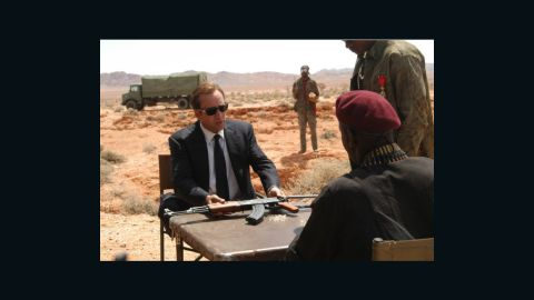 """""""Lord of War"""" stars Nicolas Cage as an illegal arms dealer."""