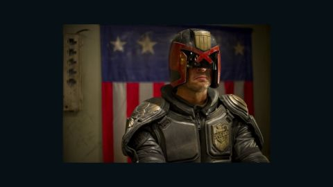 """""""Dredd"""" is the first 3D movie to be made at Cape Town Film Studios, says chief executive Nico Dekker."""