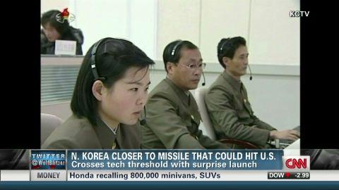 exp TSR Todd North Korea Launch: Kim's Power_00002001