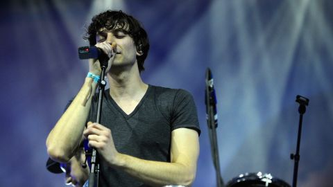 """""""Somebody That I Used to Know"""" spent eight weeks at No. 1 on the Billboard Hot 100. Gotye's track, which features New Zealand singer-songwriter Kimbra, debuted in the summer of 2011 on his third studio album, """"Making Mirrors."""" The Belgian-Australian artist's real name is Wouter """"Wally"""" De Backer."""