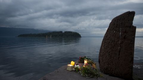 One man with a military-style rifle was able to bring terror and carnage to a remote island in Norway.