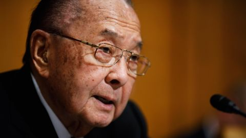 Daniel Inouye, a World War II veteran who represented Hawaii in the U.S. Senate for five decades, died on Monday, December 17. He was 88. See photos of the Medal of Honor recipient through the years: