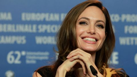 """You were more likely to spot  Angelina Jolie on a humanitarian mission than a red carpet this year, but one exception would be her promotional work for <a href=""""http://marquee.blogs.cnn.com/2011/12/09/how-pitt-helped-jolie-make-screenwriting-debut/?iref=allsearch"""" target=""""_blank"""">the film she wrote and directed, """"In the Land of Blood and Honey."""" </a>"""