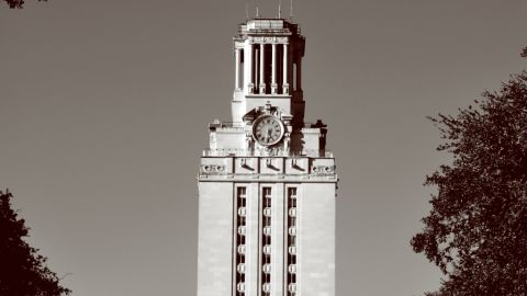 The University of Texas- Austin clock tower shooter, 25-year-old Charles Joseph Whitman, killed 16 and wounded at least 30 people from his perch above the university grounds.