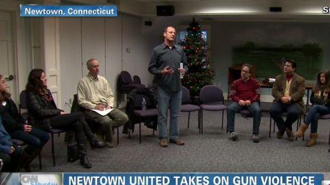Newtown United takes on Gun Violence _00001725