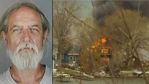 William Spengler, 62, gunman who shot and killed two firefighters, Lt. Michael Chiapperini and Tomasz Kaczowka, when they responded to a house fire in Webster, NY. Spengler allegedly set his home ablaze.