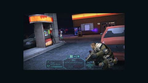 """""""XCOM: Enemy Unknown"""" presents gamers with a big challenge: Build and lead a worldwide military force to defend Earth from alien invaders with superior technology."""