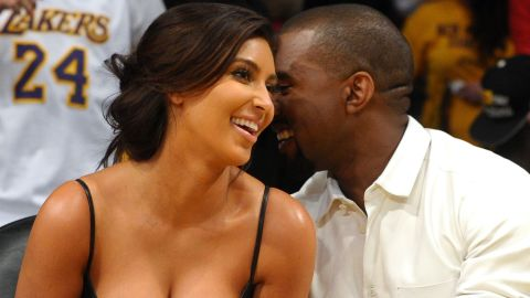 """Not even Vogue magazine could deny the influence of Kim Kardashian and Kanye West, putting the <a href=""""http://www.cnn.com/2014/03/21/showbiz/celebrity-news-gossip/kim-kardashian-vogue-cover-april/index.html?iref=allsearch"""" target=""""_blank"""">#WorldsMostTalkedAboutCouple on the cover</a> of its April 2014 issue. Breaking the confines of Anna Wintour's sacred space? That's power."""