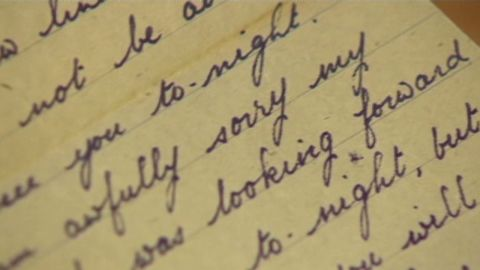 dnt lost WWII love letters found _00001916