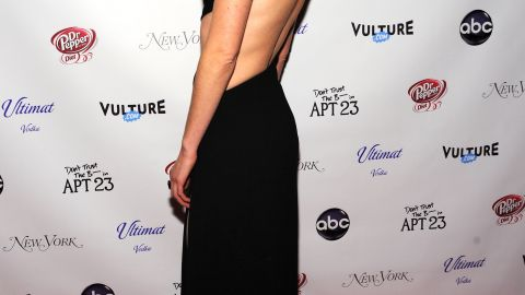 "Krysten Ritter landed the role of Marvel's ""Jessica Jones"" in the Netflix series."