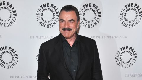 Actor Tom Selleck attends the 'Blue Bloods' Screening at The Paley Center for Media on September 22, 2010 in New York City.