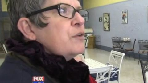 Melissa Earll, of Nevada, Missouri, says she can't use eBay's seller-verification system because she is deaf.