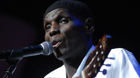"""Affectionately known as """"Tuku"""" to his fans, the award-winning musician uses his music to change attitudes and campaign against social injustices"""