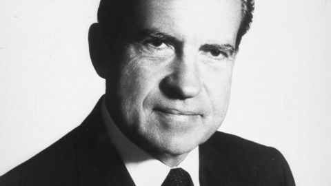President Richard Nixon was in the White House from 1969 to 1974, when he became the first president to resign from office. He died in New York on April 22, 1994. He was 81. Were he alive today, Nixon would have celebrated his 100th birthday on January 9.