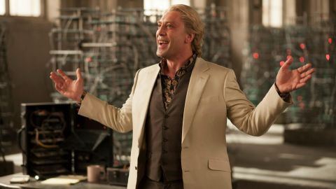 """To the dismay of some critics and CNN.com readers, Javier Bardem wasn't nominated for his role as Silva in """"Skyfall."""" One commenter called Bardem """"the best Bond villain to date."""""""
