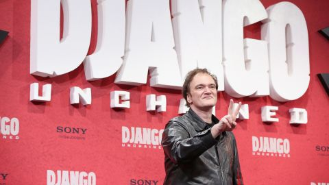 """Quentin Tarantino's """"Django Unchained"""" received five nominations, including best picture -- yet best director wasn't one of them."""