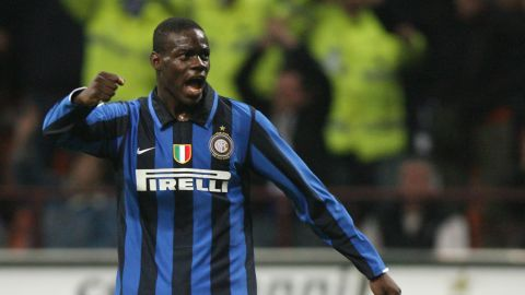 Balotelli made his Inter Milan debut in 2007 after being signed by the club at the age of 15. He scored the first goals of his senior career in a Coppa Italia match against Reggina in December of that year.