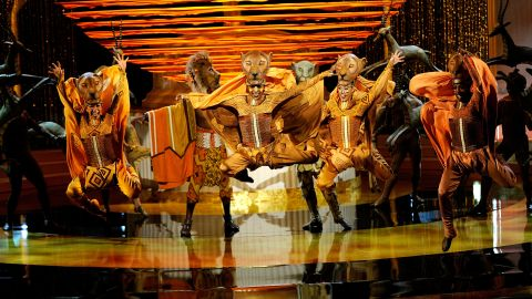 """After the success of the movie, Lebo was involved in the Broadway version of """"The Lion King."""" The award-winning musical has become a long-running hit, staged in many countries across the world."""