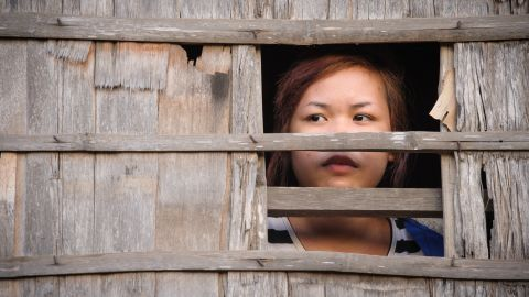 Savoeun was saved from a trafficker by her sister who had been trained to spot the signs of traffickers by World Vision, and Cambodian national police, who had been trained by the FBI.