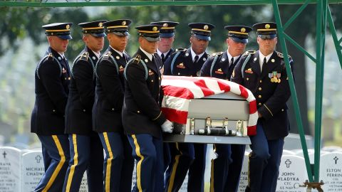Almost 350 members of the U.S. military committed or may have committed suicide last year, the Pentagon says.