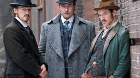 """""""Ripper Street"""" gives period drama a gritty edge by prowling the streets of London's East End in 1889, right after the Jack the Ripper murders have terrorized the city."""