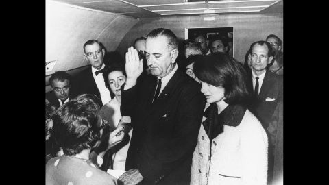 Lyndon B. Johnson, 1963