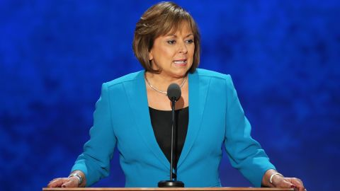 New Mexico Gov. Susana Martinez has said the law made the state a magnet for people from other states seeking a license.