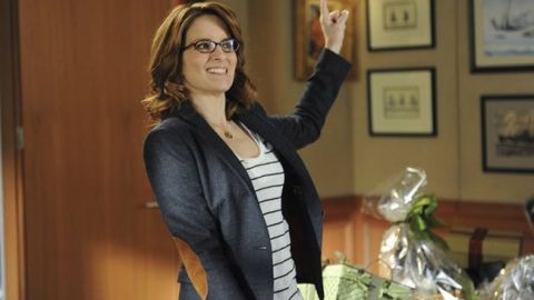 """<a href=""""http://www.nbc.com/30-rock/video/sht-liz-lemon-says/1381121/"""" target=""""_blank"""" target=""""_blank"""">Liz Lemon's catchphrases</a>, such as, """"I want to go to there,"""" """"What the what?"""" and """"Blerg!"""""""
