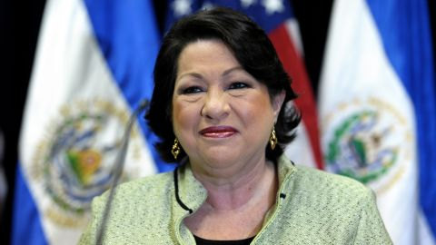 Justice Sonia Sotomayor has written an autobiography, but still spoke to Joan Biskupic for Biskupic's biography of the justice.