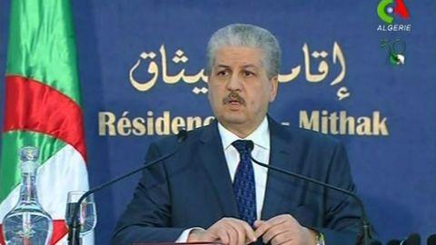 Algeria's Prime Minister Abdul Malek Sellal details the operation against militants that left 37 hostages dead.