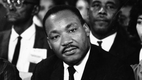 September 1964: American clergyman and civil rights campaigner Martin Luther King (1929 - 1968). (Photo by Keystone/Getty Images)