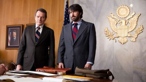 """What a difference a few awards shows make! In the weeks since the Golden Globes, the Oscar outlook has shifted dramatically. The tight competition between """"Lincoln"""" and """"Zero Dark Thirty"""" has made way for """"Argo"""" to come from behind as the movie most likely to win Best Picture (even if Ben Affleck was snubbed with no nomination for himself as Best Director). """"The thing about this movie, we're solving a really horrible problem creatively using our imagination instead of bullets,"""" said co-star Tate Donovan (who plays the leader of the """"houseguests"""")."""