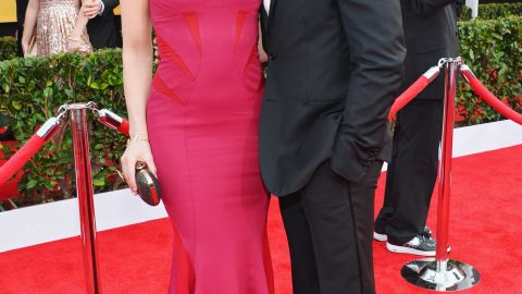 """Actors Idina Menzel and Taye Diggs surprisingly decided to separate after 10 years of marriage, <a href=""""http://www.people.com/people/article/0,,20764701,00.html"""" target=""""_blank"""" target=""""_blank"""">a rep for the couple confirmed to People magazine</a> in December 2013. The couple's son, Walker, was born in 2009."""