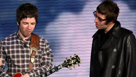 Noel and Liam Gallagher's tumultuous relationship still triggers tabloid headlines today, years after Noel -- the calmer half of the brotherly partnership -- quit the British band Oasis.