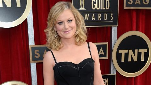 """With her improv background and impeccable comedic timing, Amy Poehler, as TV critic Ken Tucker notes, would make a perfect host ... if only she'd step away from her critically adored prime-time comedy, """"Parks and Recreation."""" Now that the show is wrapping up, our fingers are crossed."""