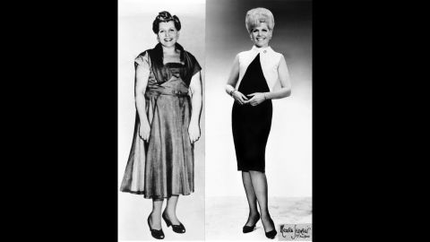 """1963: Weight Watchers is founded by Jean Nidetch, a self-described """"overweight housewife obsessed with cookies."""""""