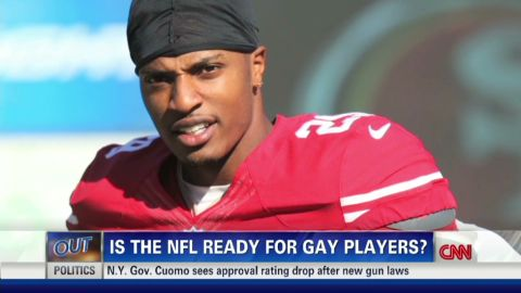 erin 49ers player chris culliver says gay players wouldn't be welcome coy wire_00002509.jpg