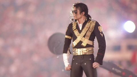 """Thanks to Michael Jackson's game-changing 1993 performance, during which he sang hits including """"Black or White"""" and """"Billie Jean,"""" Super Bowl halftime shows became as significant a draw for viewers as the football game itself."""