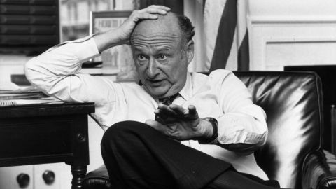 Koch, here in his office in 1980, was a popular mayor for three terms until David Dinkins defeated him in the 1989 Democratic primary.
