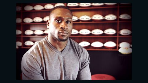 During his NFL career, Thomas Jones earned a coveted spot in the league's elite 10,000 Rushing Yards Club.