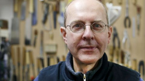 Canadian-born furniture-maker Michael Ibsen is a direct descendant of Richard III's sister.