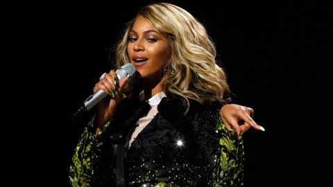 """After releasing another best-seller with 2006's """"B'Day"""" and starring in """"Dreamgirls"""" that same year, Beyonce was readying to release a third solo album, """"I Am ... Sasha Fierce"""" when she took the stage at the 50th Grammy Awards Show on February 10, 2008. Somehow, she snuck in a secret marriage to Jay Z that April."""