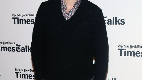 Josh Groban attends TimesTalks Presents: Josh Groban at TheTimesCenter on Friday in New York City.