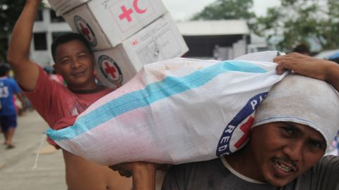Compared with other natural disasters of a similar scale, the donor response to Bopha has been muted despite the Philippine government's appeal for international assistance.