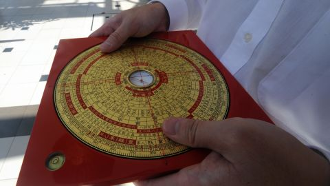 """The beginning of the Lunar New Year, which this year began on February 10, is the busiest time for feng shui masters as clients want their """"annual audit"""" to maximize their good fortune in the year to come."""