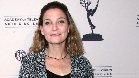 """""""Homeland"""" writer Meredith Stiehm, 44, has a much-buzzed-about pilot with FX called """"The Bridge."""""""