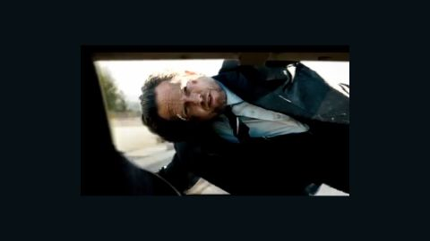 """A few years ago, Dean Winters was best known as Liz Lemon's conniving ex, Dennis, on """"30 Rock,"""" and as Ryan on """"Oz."""" But in something of a twist, he's probably even more famous as <a href=""""http://www.allstate.com/mayhem-is-everywhere.aspx"""" target=""""_blank"""" target=""""_blank"""">""""Mayhem""""</a> in a series of ads for Allstate."""